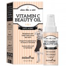 Dolled Up Golden Vitamic C Beauty Oil