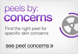 Peels by Skin Concerns
