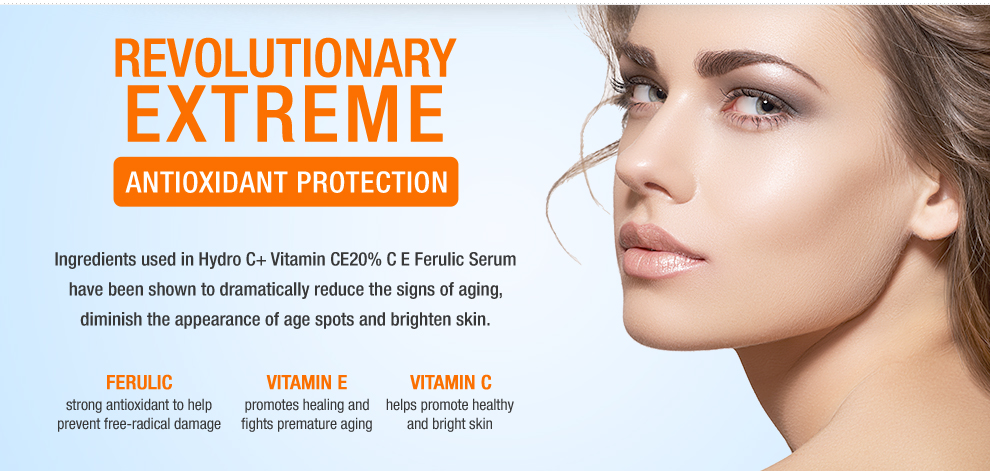 Revolutionary Extreme Antioxidant Protection