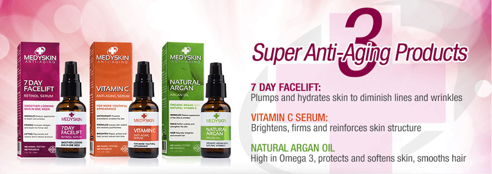 Medyskin Ultimate Anti-Aging Kit